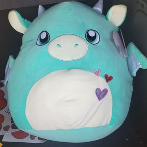 Miles Valentine's Squishmallow for Sale in Edinburg, TX