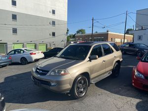 2003 ACURA MDX TECH PACKAGE for Sale in Alexandria, VA