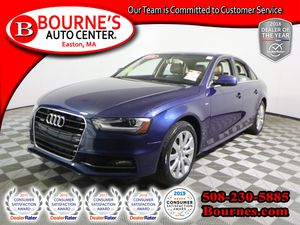 2016 Audi A4 for Sale in South Easton, MA