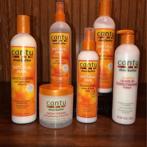 All Brand NEW!!! 🔶 Cantu brand - Hair Care (((PENDING PICK UP TODAY 4-5pm))) for Sale in Chesapeake, VA
