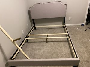 Brand new Full size bed frame for Sale in Columbia, SC
