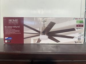 """HOME DECORATORS COLLECTION 60"""" Zolman Pike for Sale in Chandler, AZ"""
