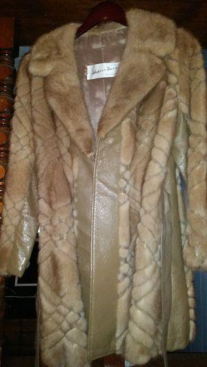 Vintage Fur Coat by Hopper Furs for Sale in Houston, TX