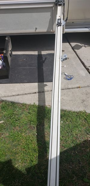 Rv awing tube and arms for Sale in Youngsville, NC