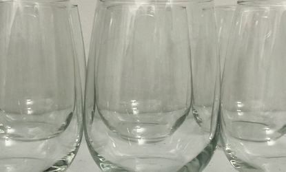 6 Stemless Wine Glasses for Sale in Columbus,  OH