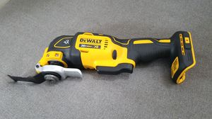 Dewalt 20v XR multi tool for Sale in Arlington, VA