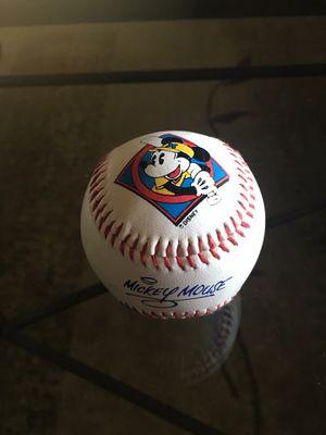 Disney Mickey Mouse baseball Goofy Chip n Dale for Sale in Scottsdale, AZ