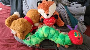 Stuffed animal bundle for Sale in Alafaya, FL