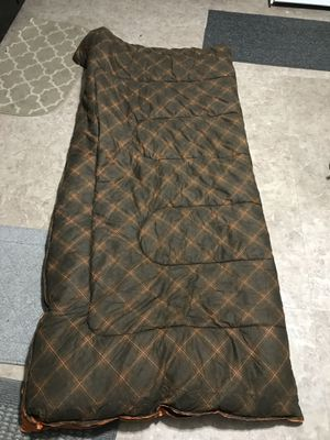 Coleman sleeping bag for Sale in Green Bay, WI