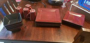 Red square plates for Sale in Newport News, VA