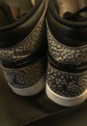 Air Jordan 1 Retro High 'Black Elephant' Mens Sneakers - for Sale in UPPR MARLBORO, MD