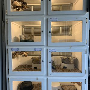 For Sale: Cabinet Style Snake Cages for Sale in Fairfield, CA