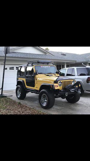 2000 Jeep Wrangler 4.0L Sport TJ for Sale in Miami, FL