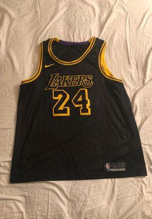 Kobe's jersey for Sale in Los Angeles, CA
