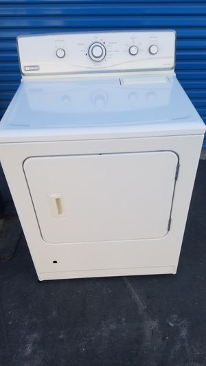 Maytag delivery & install available dryer for Sale in Whittier, CA