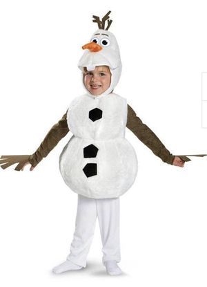 Disney Frozen Olaf costume for Sale in Dunedin, FL