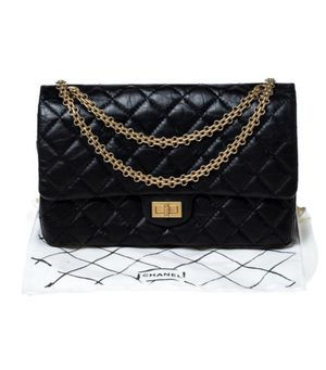 Chanel reissue 226 double flap calfskin bag for Sale in Boston, MA