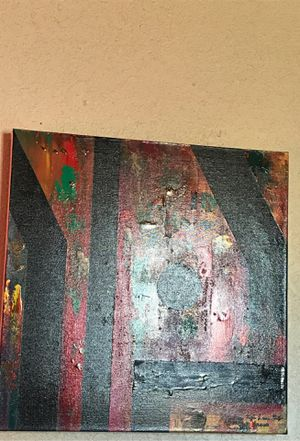 Handmade painting. Beautiful painting for Sale in Odessa, TX