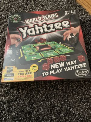 Yahtzee Brand new for Sale in Chicago, IL