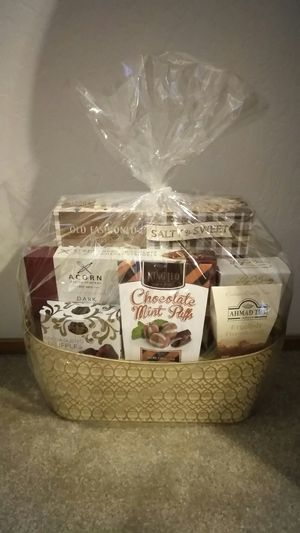 Gift basket for Sale in Fresno, CA