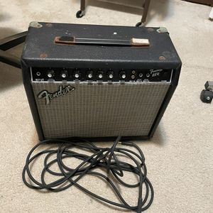 Fender Frontman 25R Electric Guitar Amplifier Working for Sale in Pompano Beach, FL