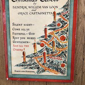 Christmas Carols By Hendrik WillemVan Loon for Sale in Littleton, CO