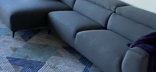 Couch (Modern Style Left Chaise) Like New for Sale in San Diego,  CA
