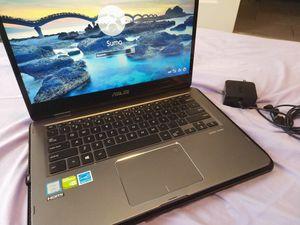 "ASUS 14"" Zenbook Tablet Laptop Notebook i7 Geforce for Sale in Dallas, TX"