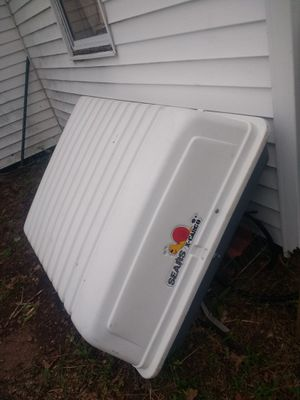 Sears Auto Rooftop Luggage Carrier for Sale in Halifax, PA