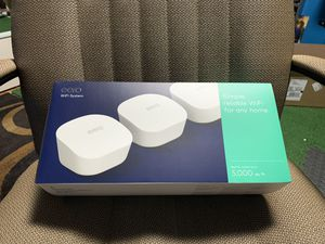 Eero WiFi Mesh Router System 3 Pack for Sale in Long Beach, CA