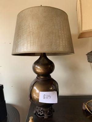 Bronze Lamp for Sale in Nolensville, TN