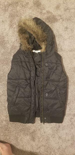 Black womens vest for Sale in West McLean, VA