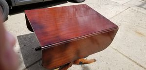 Beautiful antique table for Sale in Royal Oak, MI