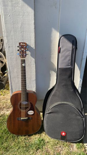 Ibanez solid wood acoustic guitar. Never used—perfect condition for Sale in Fullerton, CA