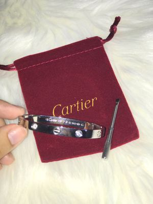 Silver bracelet for Sale in San Diego, CA