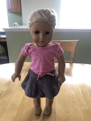 American GIrl Truly Me Doll; Blonde Hair, Blue Eyes, Light Skin for Sale in Lake Zurich, IL