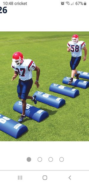Football drill equipment for Sale in Elizabeth, WV