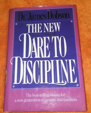 Dare to discipline by Dr James Dobson for Sale in Moreno Valley, CA