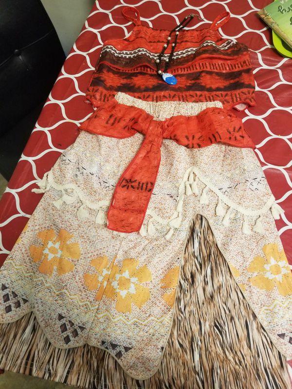 Moana 3 pice dress