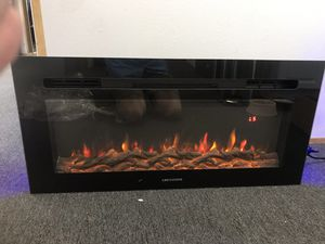 Rv fireplace or in wall fireplace for Sale in Cypress Gardens, FL