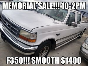 F350 automatic runs for Sale in San Bernardino, CA