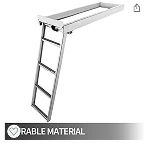 "Aluminum 4 step Boat Dock Ladder 14"" for Sale in Corona, CA"
