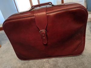 Leather Luggage Set for Sale in Shippensburg, PA
