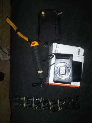 Sony camera for Sale in Tarpon Springs, FL