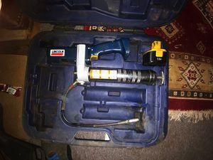 Lincoln cordless power luber for Sale in Pawhuska, OK