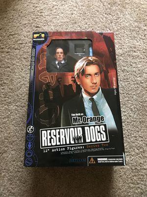 Reservoir Dogs 12 inch Action Figure. Mr. Orange. **RARE** for Sale in Morrisville, NC