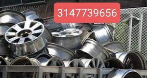 Aluminum wheels for Sale in St. Louis, MO