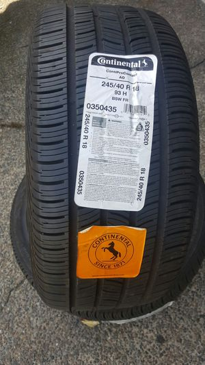 Tires for car for Sale in Renton, WA