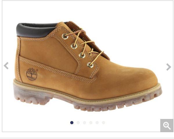Timberland Premium Waterproof Chukka Boots size 11.5 Men's