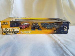 Bigtime Muscle Jada Toys 5-Deep 1:64 Scale Die Cast Metal for Sale in Gilbert, AZ